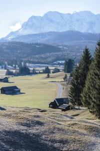 Buckelwiesen, Krün-Mitenwald