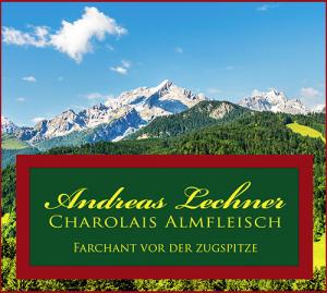 Almfleisch-Lechner, Farchant vor der Zugspitze